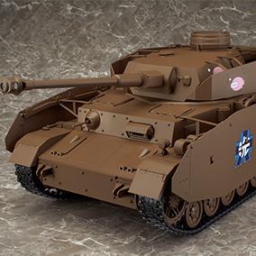 figma Vehicles IV号戦車D型改 H型仕様