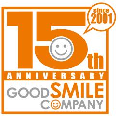 みんなでお祝い! グッドスマイルカンパニー15周年