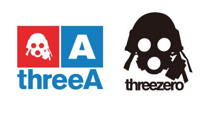 threeA・threezeroコーナー