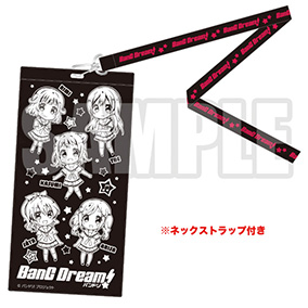 BanG Dream! First☆LIVE Sprin' PARTY 2016! チケットホルダー