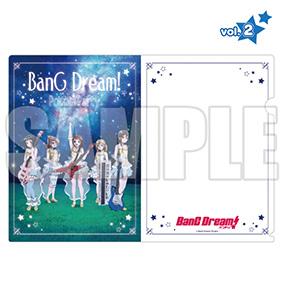 BanG Dream! クリアファイルシリーズvol.2