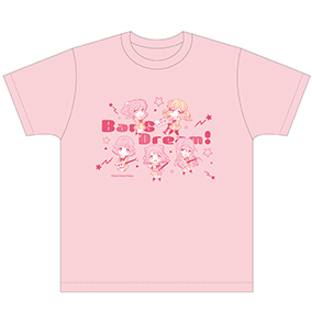 Nendoroid Plus BanG Dream! (BanDori!) T-Shirt M/L/XL