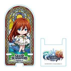 Nendoroid Plus Grand Summoners Smartphone Stand: Iris