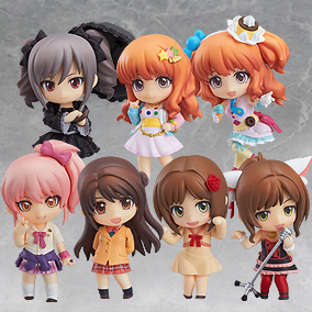 Nendoroid Petite IDOLM@STER CINDERELLA GIRLS Stage 02