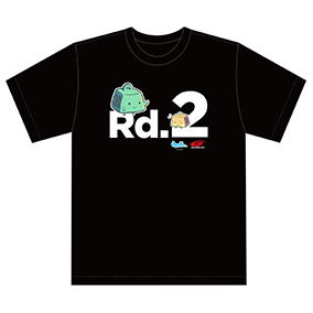 ウェイトちゃんTシャツ Rd.2
