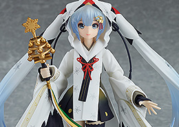 figma Snow Miku: Crane Priestess Ver.
