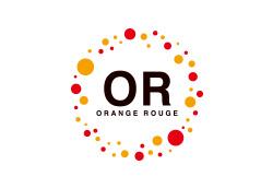 Orange Rouge